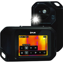 Compact Thermographic Camera C2