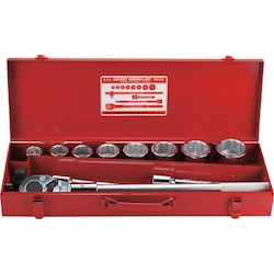 Socket Wrench Set (12-Point Type)