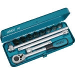 Hexagon Socket Wrench Set (hex type, insertion angle 12.7 mm)