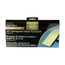 LINZER Corrugated Paint Pad, Spare, 10-Inch