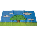 Tarpaulin Designed Sheet