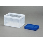 Hard Foldable Container External Frontage 360 mm/530 mm
