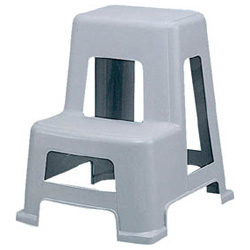 2-Step Stool (Plastic)
