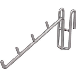 Optional Parts for Metal Rack 4 Hooks/5 Hooks