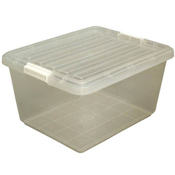 Storage Case, Clear Box