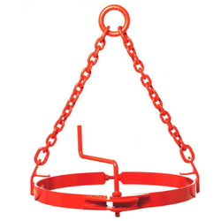 Hanging Clamp for Drum Basic Working Load (t) 1