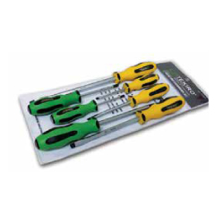 TPR Go Thru Screwdriver Set
