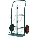 Compressed Gas Cylinder Trolley (for 7,000 L Oxygen Cylinders and 7.0 kg Acetylene Cylinders)