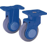 Silent Series Replacement Casters for Transport Vehicles
