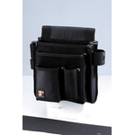 Outside Stitching Type Temporary Frame Bag 'Hard Lab' Series
