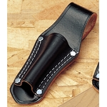 Black Split Leather 8 Inches Pliers Holder