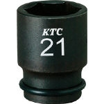 Impact Wrench Socket (Insertion Angle 9.5 mm / Semi-Deep Thin Type)