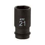 Impact Wrench Socket (Insertion Angle 12.7 mm / Semi-Deep Thin Type)