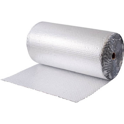 Aluminum Foil Faced Putiputi® Bubble Wrap