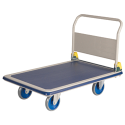 Over Sized Steel Cart with Foot Brake