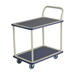 Small Steel Dolly, 2-Level