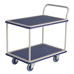 Large Steel Dolly 2-Level