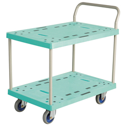 Large Resin Dolly, 2-level