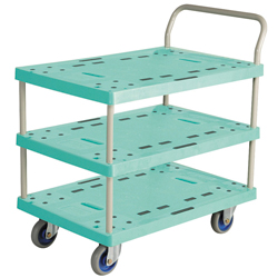 Large Resin Dolly, 3-level