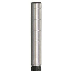 Luminous 25 mm Series Pole