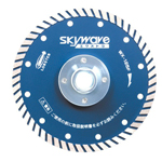 Diamond Wheel Sky Wave Extra (Dry Type / Flange Type)
