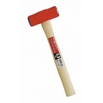 Wood Handle, Long Handle, Double Opening Hammer (Red)