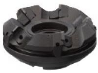 Plane Milling Cutter / Arbor Mounting Model