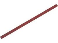 Ceramic Fiber Dressing Stick: Reddish-brown Flat Stick, Granularity #300 or equivalent