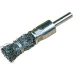 Cylindrical Brush with Steel Wire Shaft (Caulking Type)