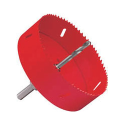 S-Lock Bimetal Hole Saw (for Downlight) SDS and Shank Set