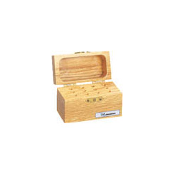 Carbide Cutter Set, Wooden Box Only (For Storing Carbide Cutter)