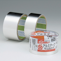 J3010/J3020 Heat-Resistant Aluminum Tape Width 38.1 mm / 50.8 mm Usable Temperature Range -60 to 316°C