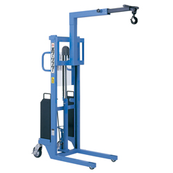 Mini Jib Crane Type Power Lifter