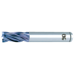 V Coating XPM End Mill (roughing, short, fine-pitch type) VP-RESF