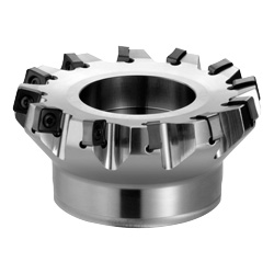 F4000 Series Positive High-Rigidity Face Mill F4047 Shell Type