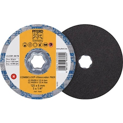 Disc Paper - Combination Click - Non-Woven Disc