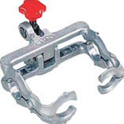 PE Water Pipe Fusing Tool, T-Type Clamp