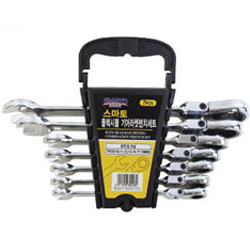 Flexible Gear Wrench Set