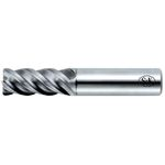 HGGVRX HG Coated Carbide High Helix Radius