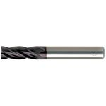 SAGC4T SA Coated Carbide 4-Flute Short Blade