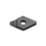 Sumi Diamond Chip D (55° Rhombus) NF-DNMX