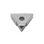 Sumi Diamond Chip T (Triangle) NF-TNMX