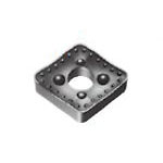 80° Diamond-Shape With Hole, Negative, CNMM-MP, For Rough Cutting