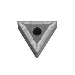 Triangle-Shape With Hole, Negative, TNMG-SX, For Light To Medium Cutting