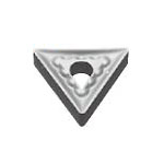 Triangle-Shape With Hole, Negative, TNMM-HP, For Heavy Cutting