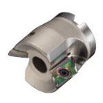 SEC-Wave Mill WAX4000 Type, for chip blade tip nose radius less than 3.2