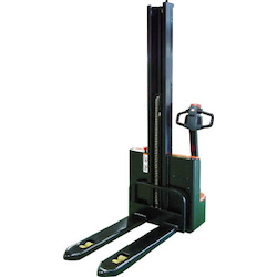 Drive Stacker, Electric Travel / Electric Ascent and Descent Type