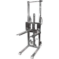 Tora Bar Lift, Manual Hydraulic Type, Stainless Steel Specs