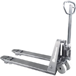 Hand-Operated Pallet Truck (Quasi-Stainless Steel)