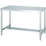 Stainless Steel Workbench, H-Type Frame, SUS304 Uniform Load (kg) 150